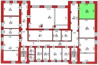 Офис 201 (29,6 кв.м) - 2 этаж