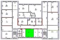 Офис 314 (20,7 м.кв.) - 3 этаж